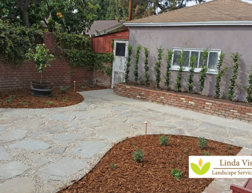 Gorgeous Flagstone Patio in Van Nuys